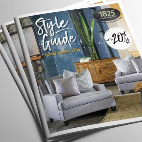 1825 interiors Style Guide :: Catalogue Spring/Summer 2016